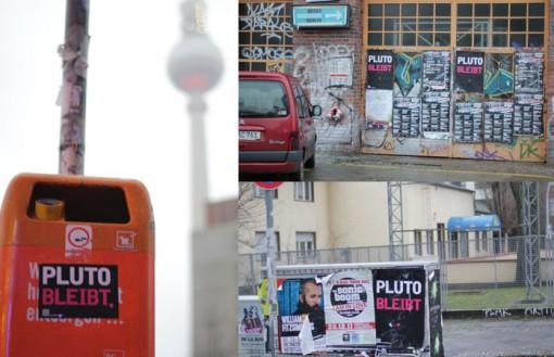 Pluto Bleibt photos
