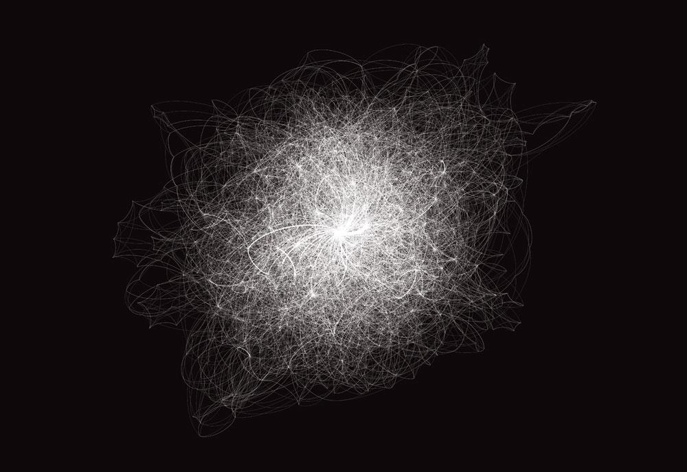 Quran Text Network Visualization