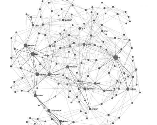 how-to-write-an-essay-network-graph